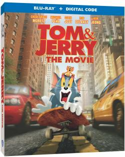 TOM & JERRY on Blu-ray & Digital!