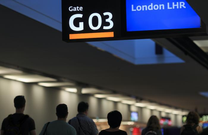 Heathrow Airport Offers Rapid Tests for Some Flights