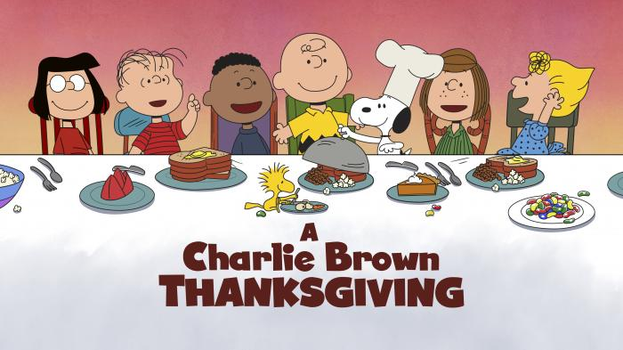 """""""A Charlie Brown Thanksgiving"""" holiday special"""