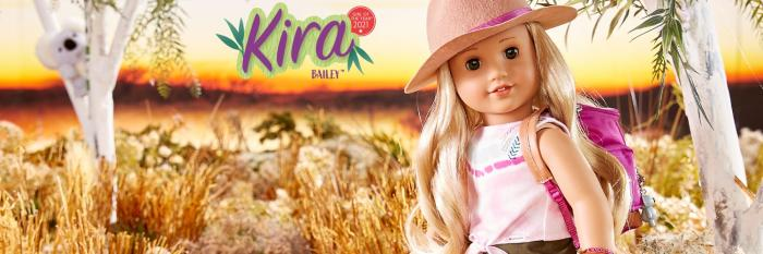 Kira Bailey doll