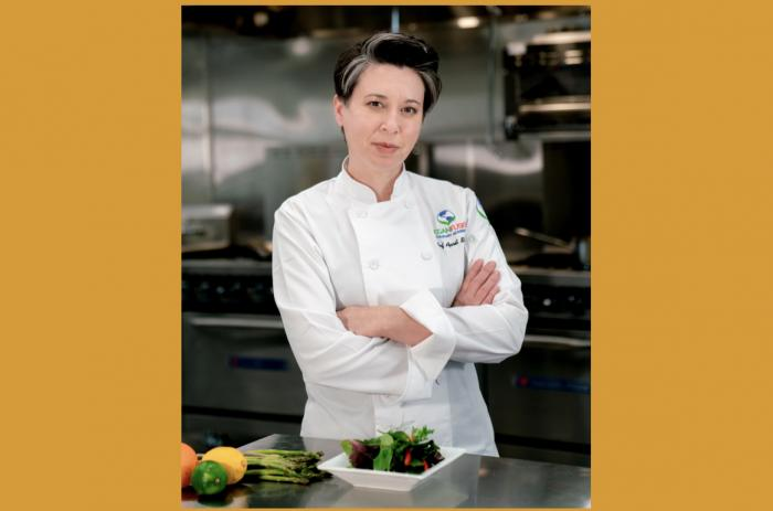 Chef April Stamm