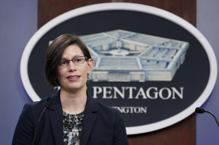 Stephanie Miller, head of accession policy at the Pentagon.