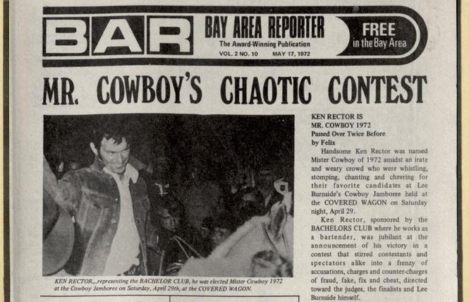 50 Years in 50 Weeks: May 17, 1972 Chaotic Cowboy Contest