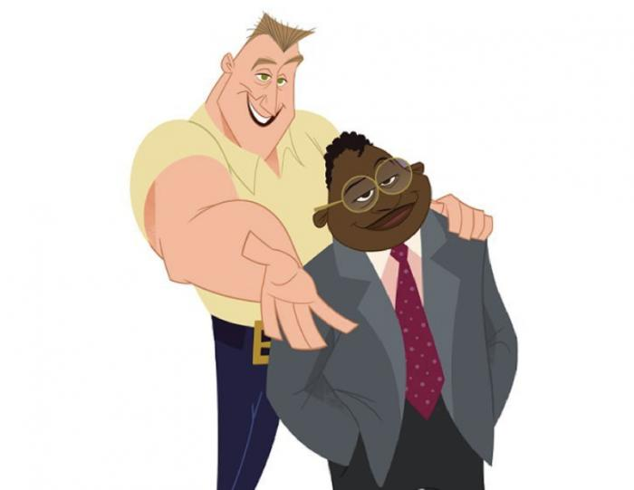 See Zachary Quinto, Billy Porter Voice Adorably Animated Husbands in Disney+'s New 'The Proud Family: Louder and Prouder'