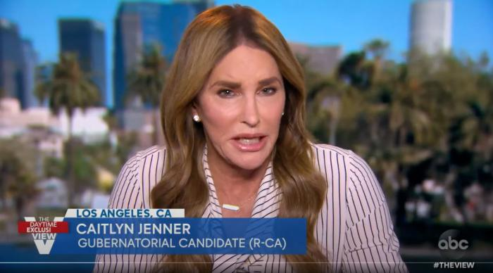 """Caitlyn Jenner on """"The View,"""" June 10, 2021"""