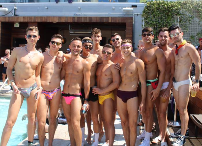 Submerge Swim Party @ The W Hollywood :: June 19, 2021