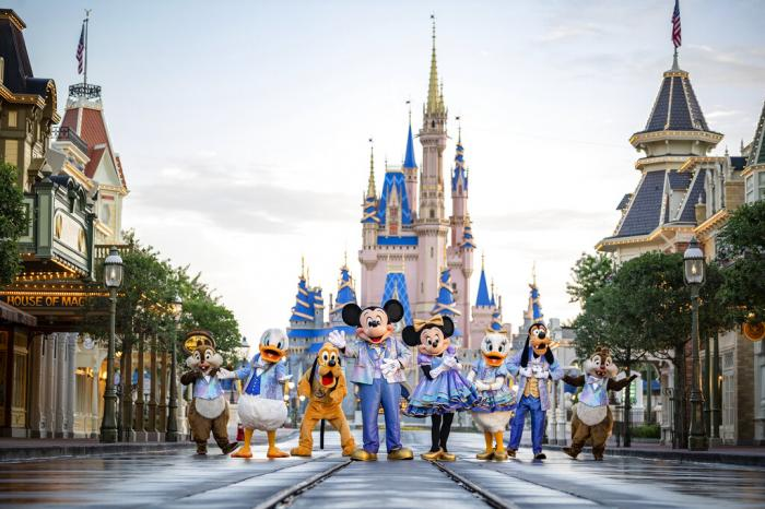 Walt Disney World is planning an 18-month celebration in honor of its 50th anniversary, starting in October 2021.