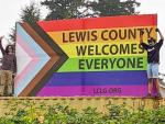 Vandals Destroy Signs Celebrating Inclusiveness, Diversity in Washington State