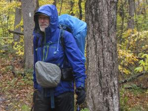 Artist Hikes Length of Vermont, Painting Along the Way