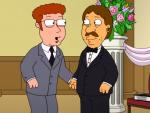 Bruce on 'Family Guy' Comes Out, Marries Boyfriend