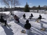 Raise Your Mittens: Outdoor Learning Continues Into Winter