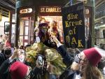 Pandemic-Era Mardi Gras: No Big Crowds, But Plenty of Cake