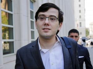 'Pharma Bro' Shkreli Loses 2nd Bid for Early Prison Release